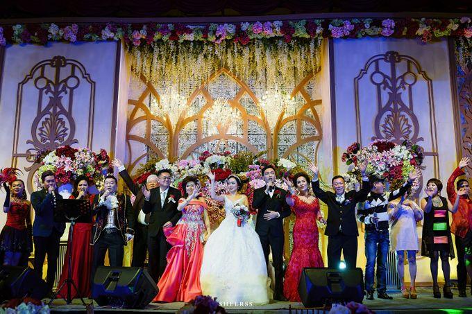 Wedding of Albert & Imelda by Fuchsia Decoration - 022