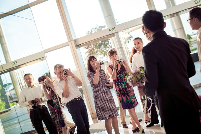 The Wedding of Sen & Elly by Moments By Rendy - 002