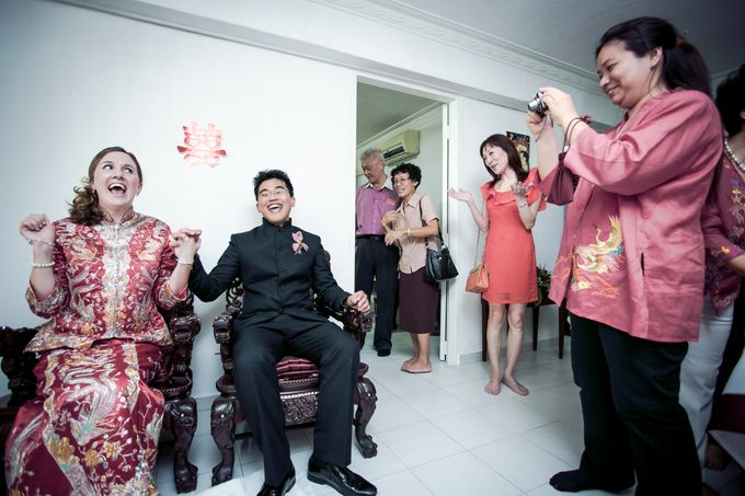 The Wedding of Sen & Elly by Moments By Rendy - 010