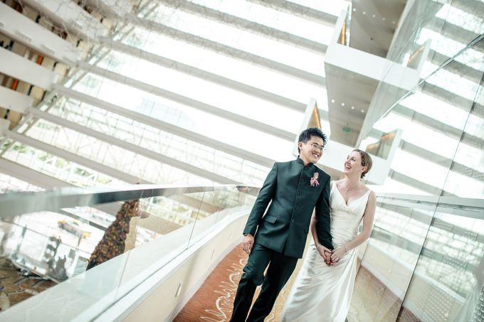 The Wedding of Sen & Elly by Moments By Rendy - 011