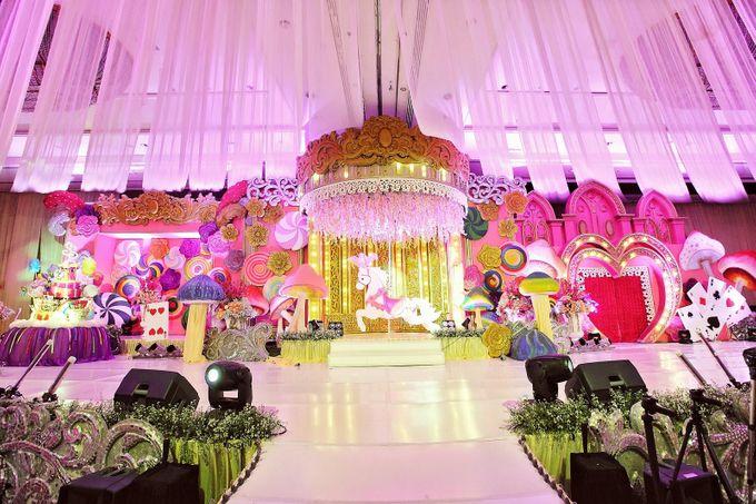 Grand Ballroom by Shangri-La Hotel, Surabaya - 018