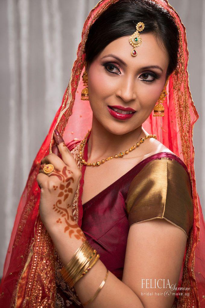 Wedding | Traditional - Various by Felicia Sarwono Makeup Art - 002