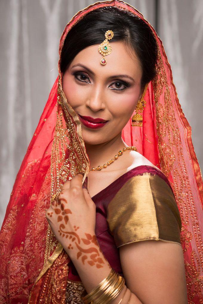 Wedding   Traditional - Various by Felicia Sarwono Makeup Art - 003