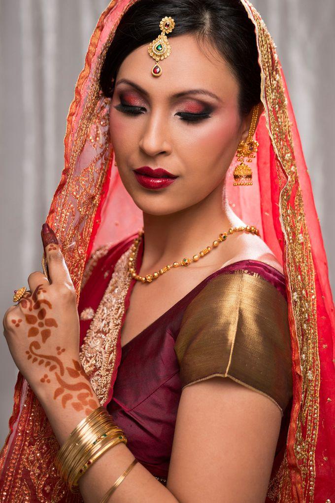 Wedding   Traditional - Various by Felicia Sarwono Makeup Art - 001