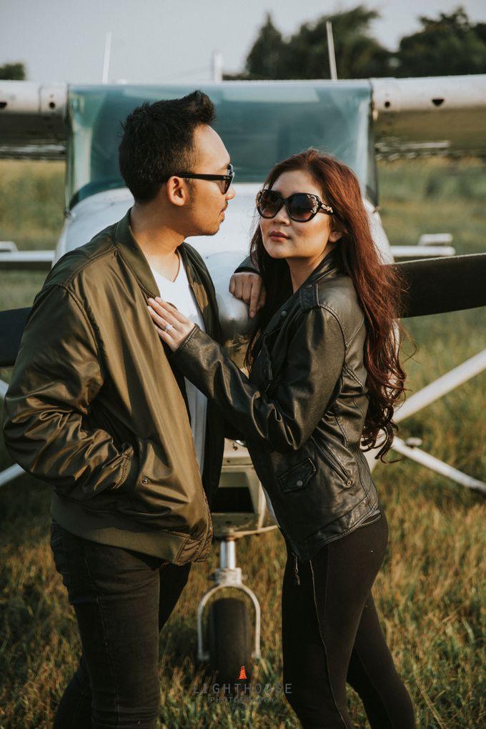 The Prewedding of Bintang and Luthfina by Lighthouse Photography - 014