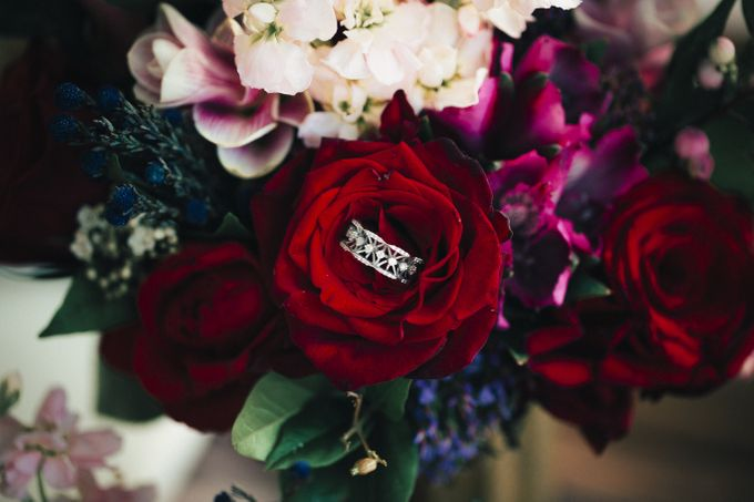Boho Romance in the Woods by Keira Floral - 020
