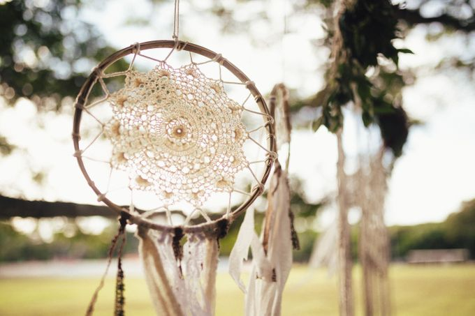 Boho Romance in the Woods by Keira Floral - 002
