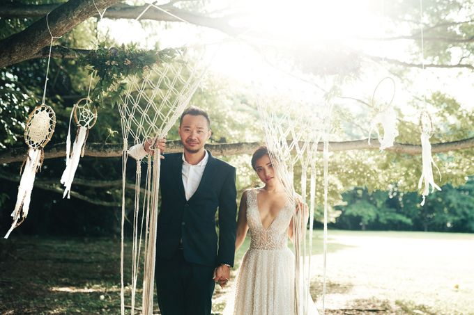 Boho Romance in the Woods by Keira Floral - 006