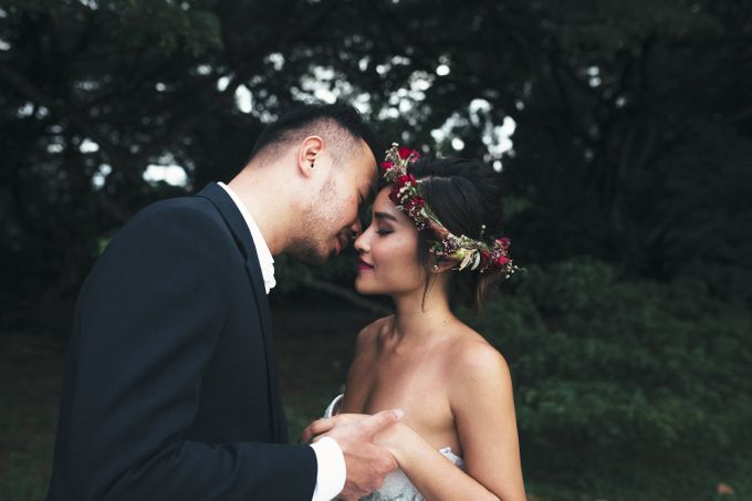 Boho Romance in the Woods by Keira Floral - 034