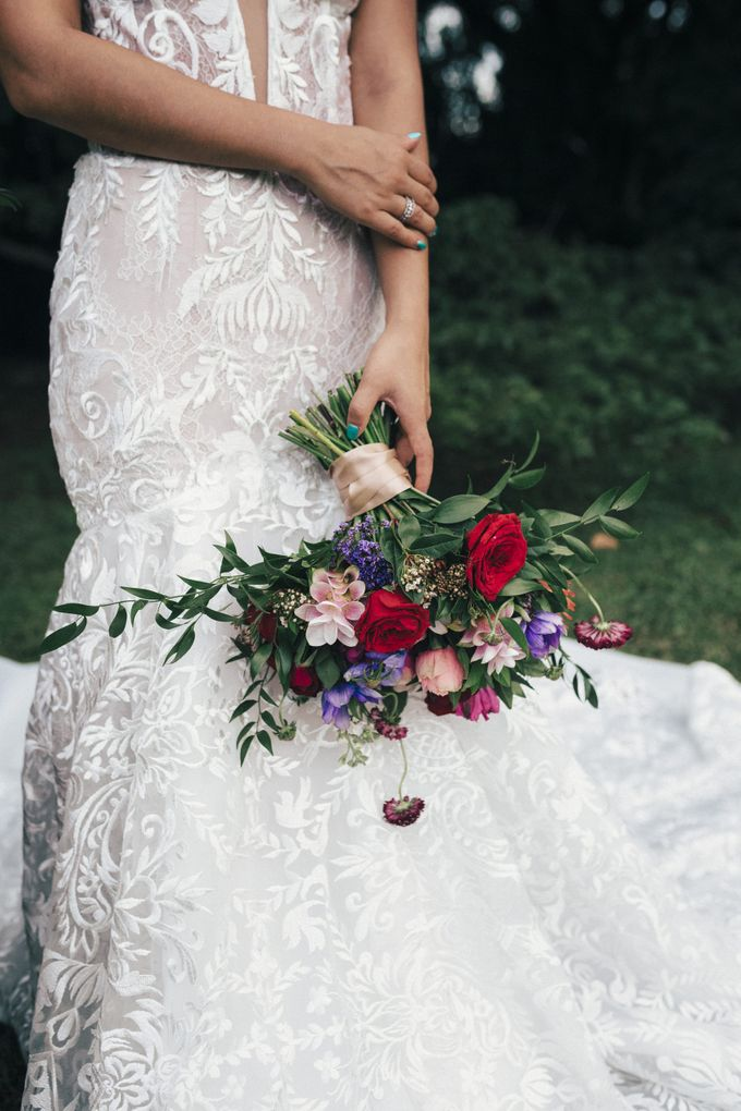 Boho Romance in the Woods by Keira Floral - 029