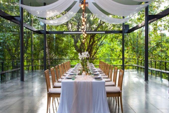 The Glass House Wedding by Tirtha Bali - 016