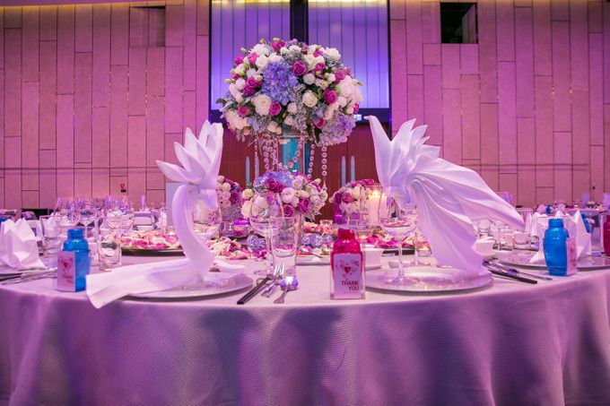 Wedding at Aloft Kuala Lumpur Sentral by Aloft Kuala Lumpur Sentral - 023