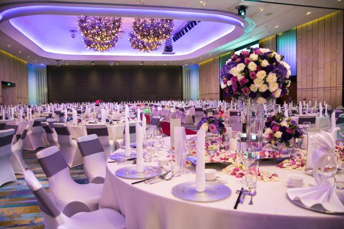 Wedding at Aloft Kuala Lumpur Sentral by Aloft Kuala Lumpur Sentral - 024