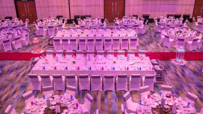 Wedding at Aloft Kuala Lumpur Sentral by Aloft Kuala Lumpur Sentral - 025