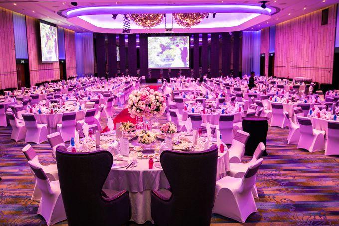 Wedding at Aloft Kuala Lumpur Sentral by Aloft Kuala Lumpur Sentral - 026