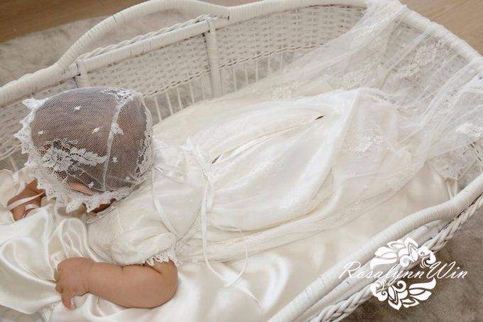 Christening Heirlooms by Rosalynn Win Haute Couture - 002