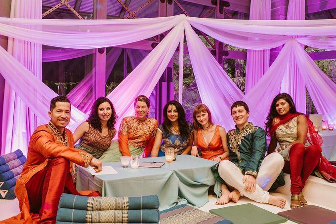 Multi-cultural resort wedding by Luxury Events Phuket - 012
