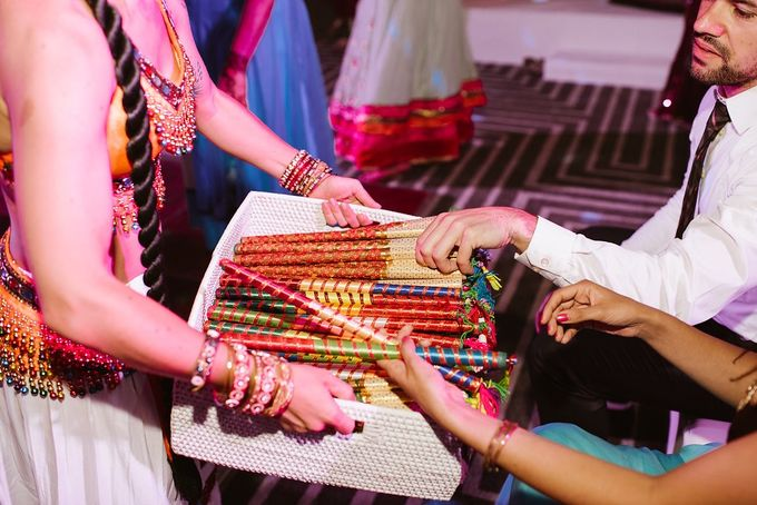 Multi-cultural resort wedding by Luxury Events Phuket - 018