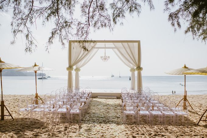 Multi-cultural resort wedding by Luxury Events Phuket - 033