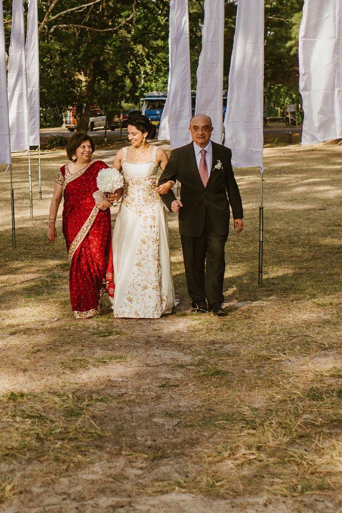 Multi-cultural resort wedding by Luxury Events Phuket - 040