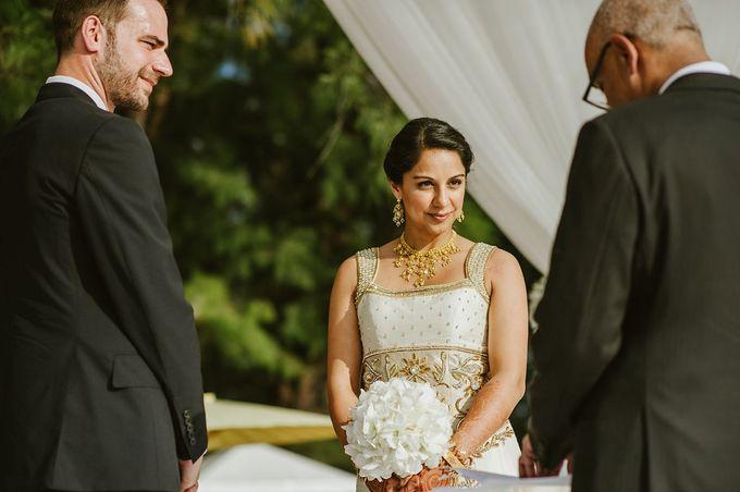 Multi-cultural resort wedding by Luxury Events Phuket - 043