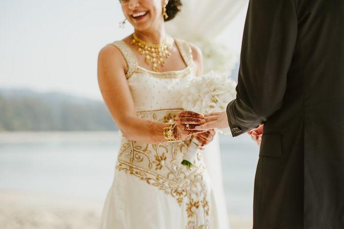 Multi-cultural resort wedding by Luxury Events Phuket - 045