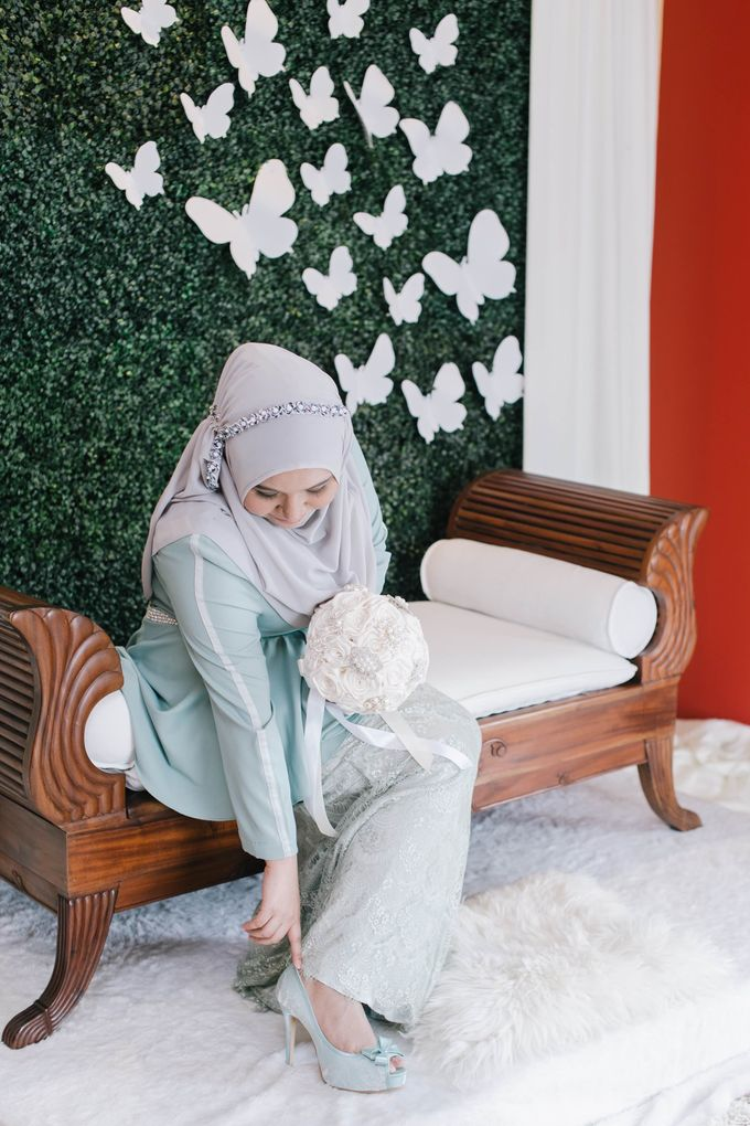 Muslim Wedding by Christy Ng Shoes - 008