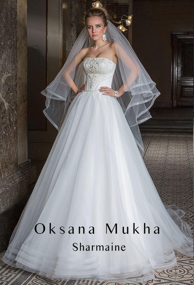 Wedding collection 2016 by OKSANA MUKHA - 029