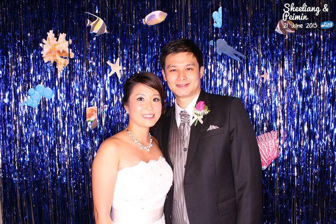 Sheeliang & Peimin  Scuba Diving Theme Wedding by TINY PHOTO LLP - 002