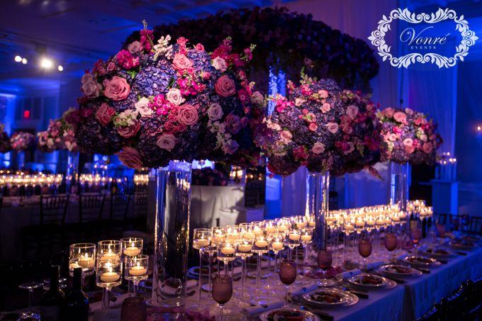 Fairytale Garden Wedding by Vonre Events - 007