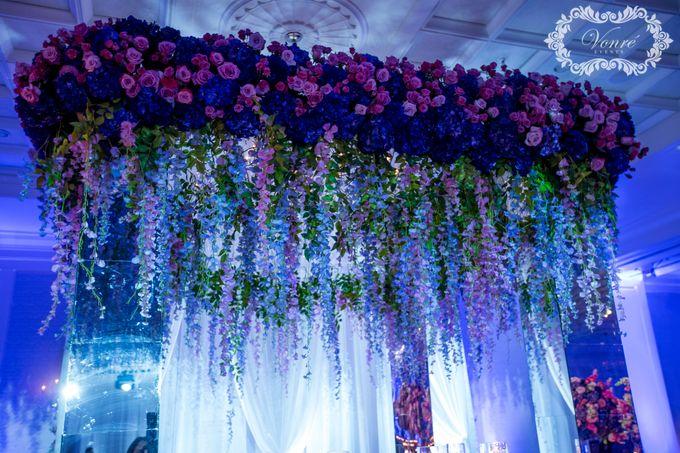 Fairytale Garden Wedding by Vonre Events - 021