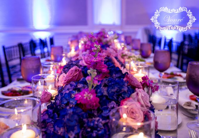 Fairytale Garden Wedding by Vonre Events - 002