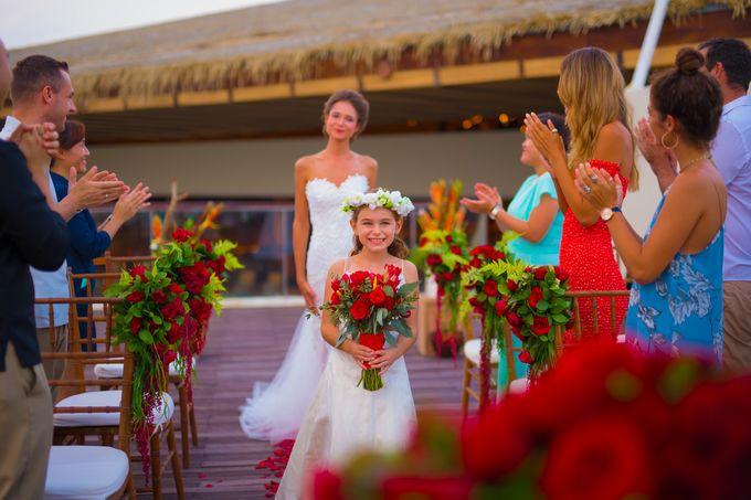 Wedding at Bene Rooftop by Sheraton Kuta by Sheraton Bali Kuta Resort - 005
