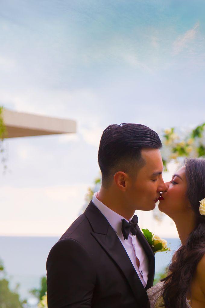 Intimated Sunset Wedding Sheraton Kuta by Sheraton Bali Kuta Resort - 005