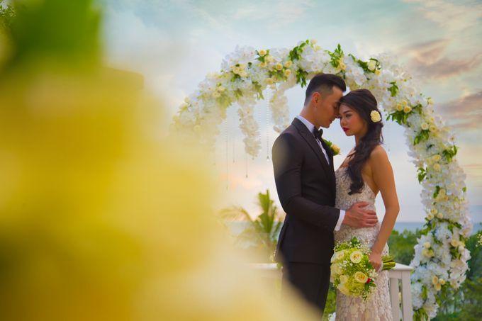 Intimated Sunset Wedding Sheraton Kuta by Sheraton Bali Kuta Resort - 007