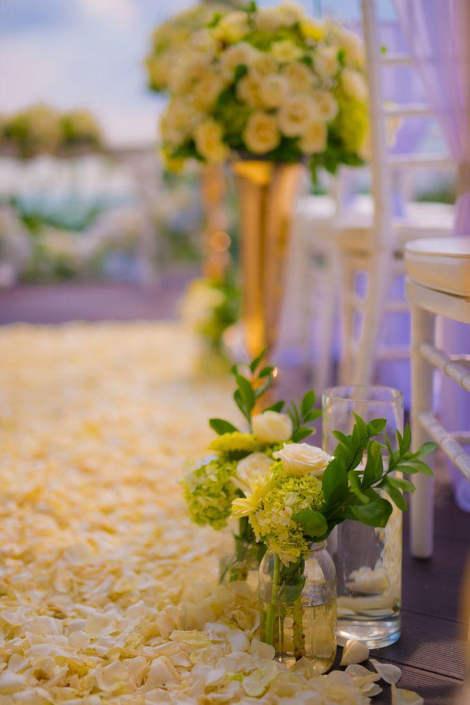 Intimated Sunset Wedding Sheraton Kuta by Sheraton Bali Kuta Resort - 004
