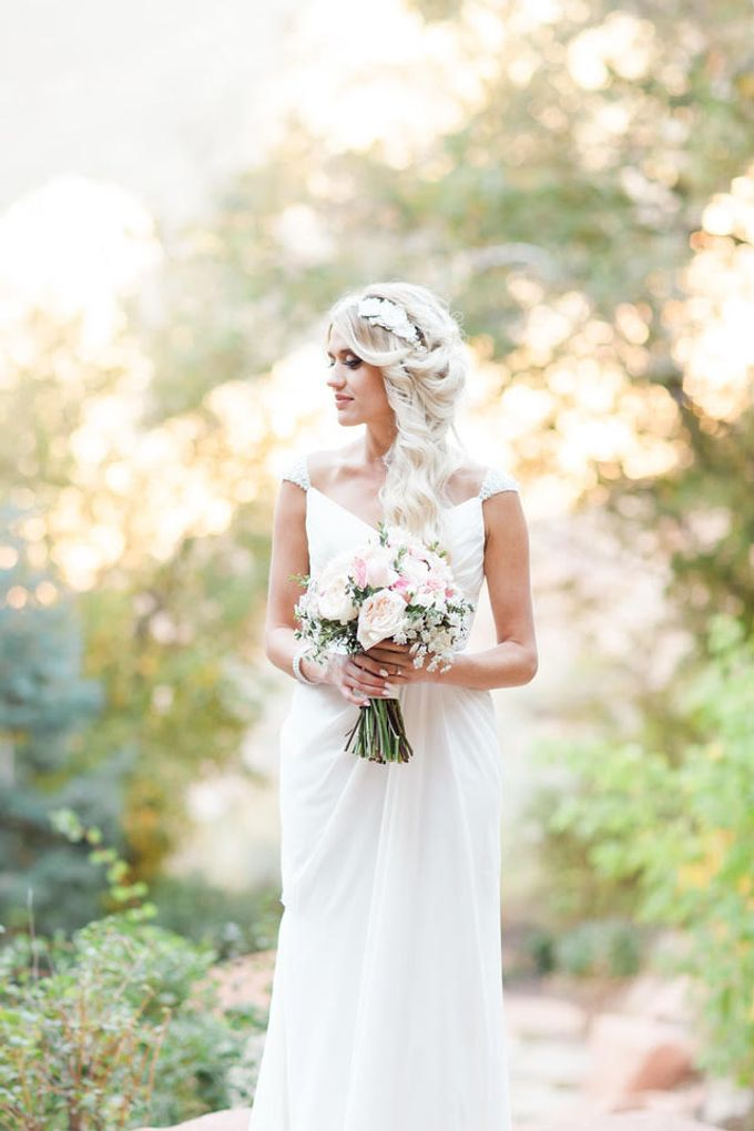 Real brides with Weddingbliss accessories by Weddingbliss - 001