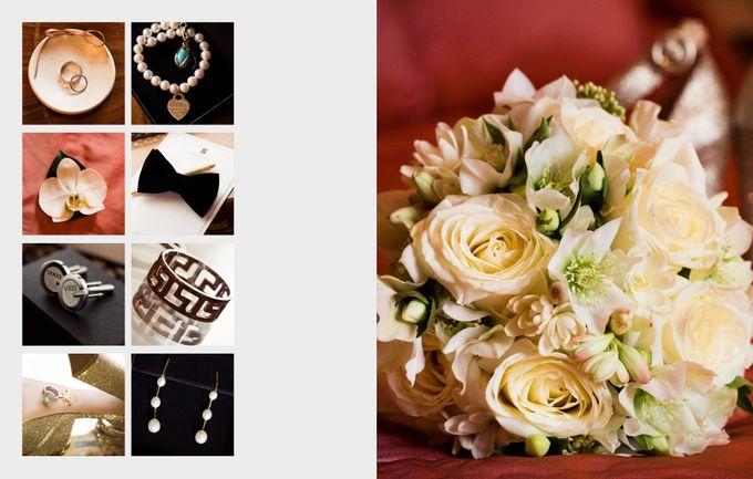 A romantic Parisian Wedding by gm photographics - 003