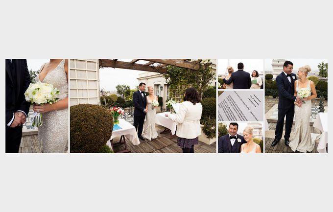 A romantic Parisian Wedding by gm photographics - 015