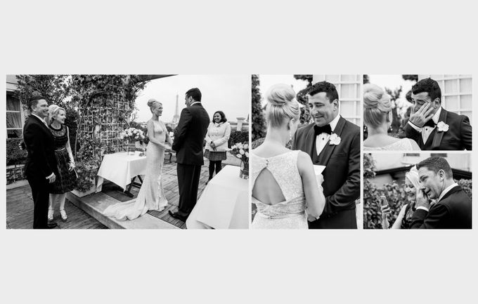 A Parisian Wedding - Lauren & Mitch by gm photographics - 016
