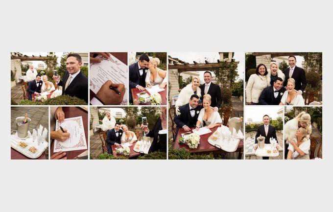 A Parisian Wedding - Lauren & Mitch by gm photographics - 020