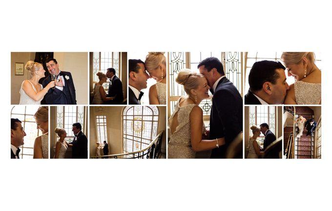 A romantic Parisian Wedding by gm photographics - 026