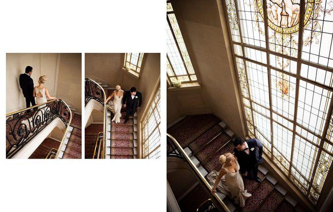 A Parisian Wedding - Lauren & Mitch by gm photographics - 027