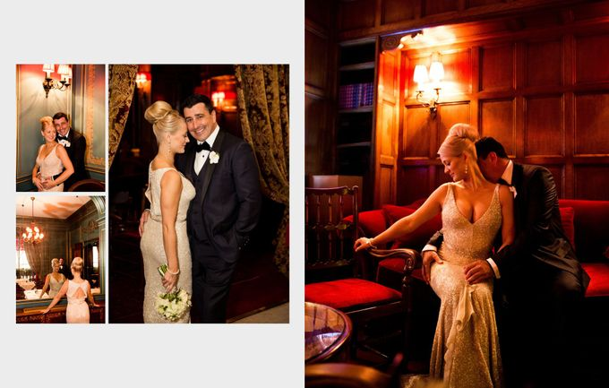 A romantic Parisian Wedding by gm photographics - 030