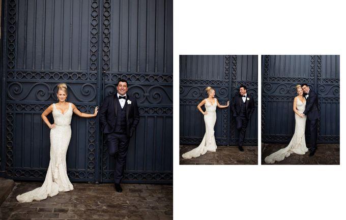 A romantic Parisian Wedding by gm photographics - 038