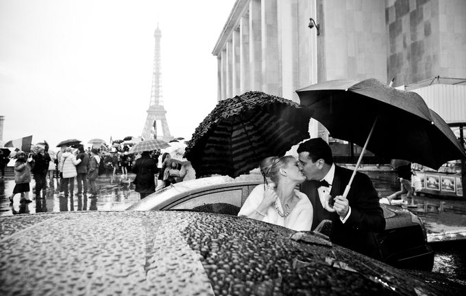 A romantic Parisian Wedding by gm photographics - 042
