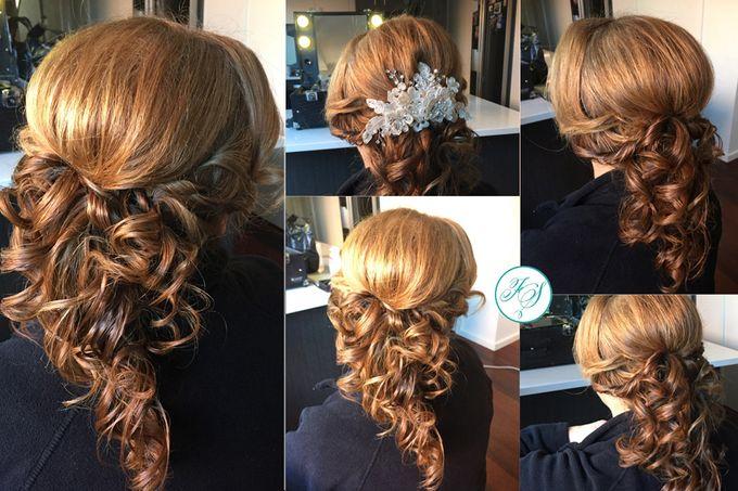 Wedding   Hair Styling by Felicia Sarwono Makeup Art - 003