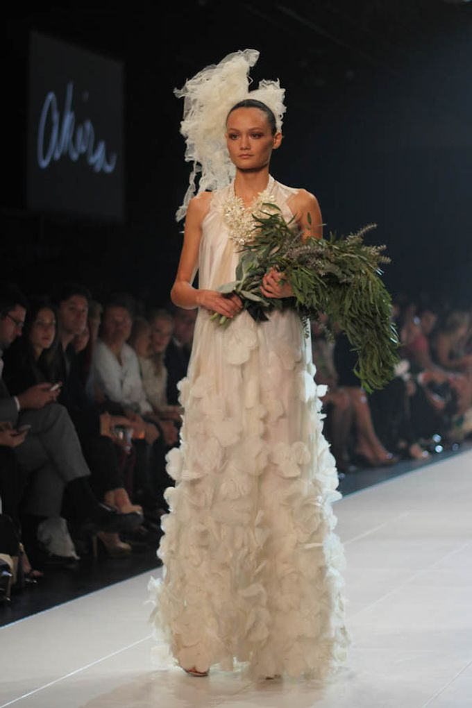 L Oreal Melbourne Fashion Festival Red Carpet Runway 213 by Empireroom - 010
