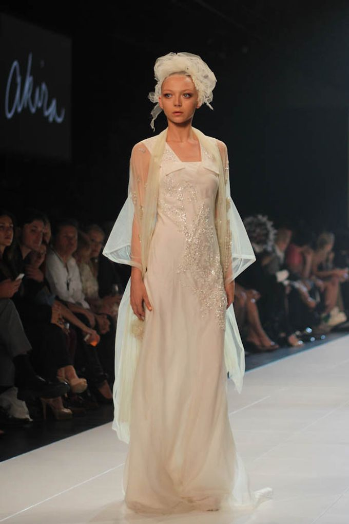 L Oreal Melbourne Fashion Festival Red Carpet Runway 213 by Empireroom - 012