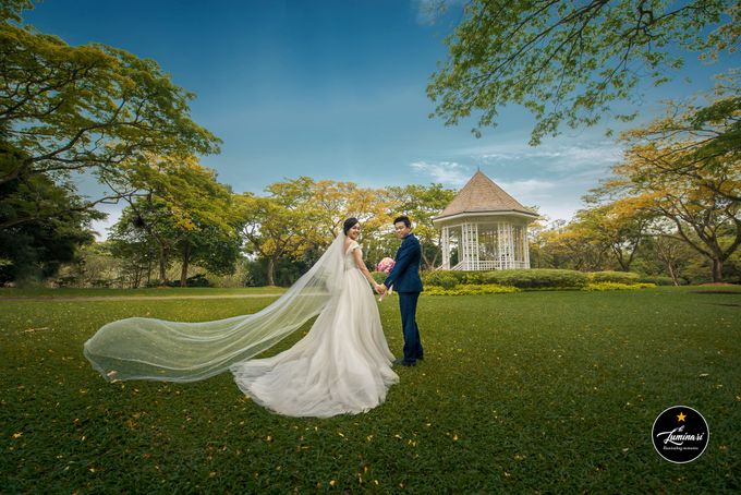 Singapore Wedding 2018 part 3 by The Luminari - 006